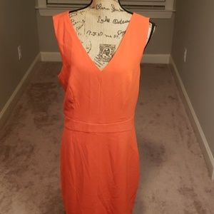 Banana Republic Factory criss cross back dress